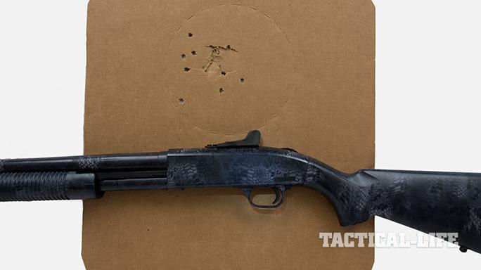 DK Mossberg 590A1 shotgun Triggerguard