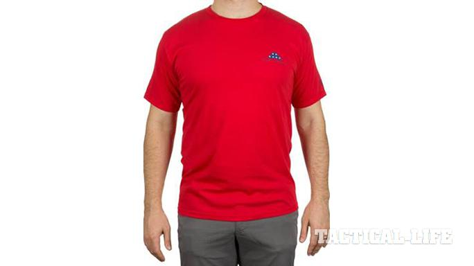Folds of Honor t-shirt red 5.11 Tactical