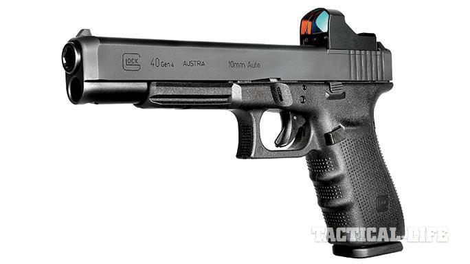 Glock G40 Gen4 MOS Modular Optic System lead