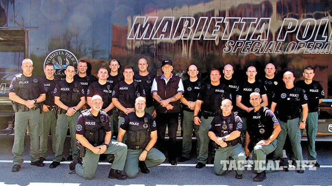 GLOCK Safety Month Marietta Police Department