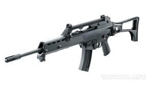 Walther HK G36 .22 LR lead