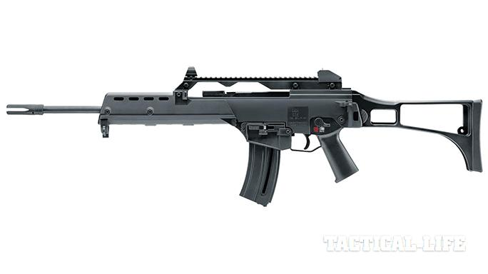 Walther HK G36 .22 LR solo