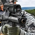 XM25 Grenade Launchers SWMP April/May 2015