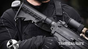 Mesa Tactical Faro Adapter FN SCAR field