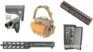 New Mission Gear TACTICAL WEAPONS February/March