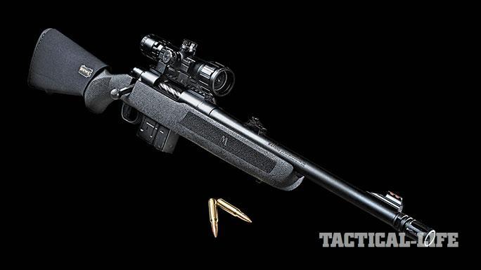 Mossberg MVP Patrol 7.62mm solo