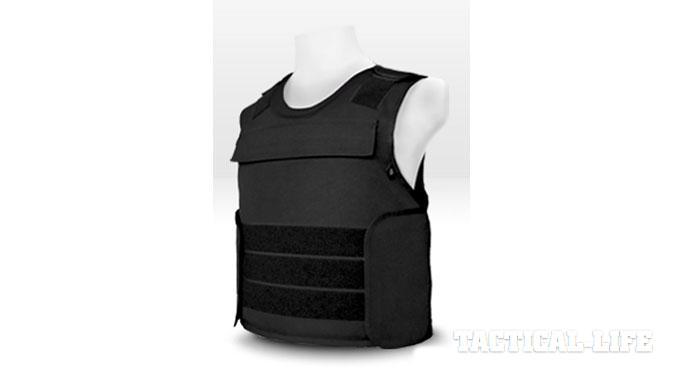 PPSS Overt Bullet Resistant Vest
