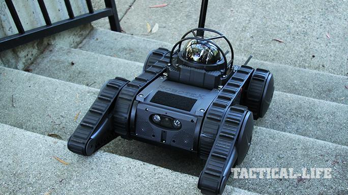 Dayton Police Robotex Inc. Avatar III Tactical Robot