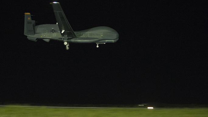 U.S. Air Force's RQ-4 Global Hawk Australia