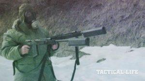 SilencerCo Saiga-12 Adapter For Salvo 12 Shotgun Suppressor