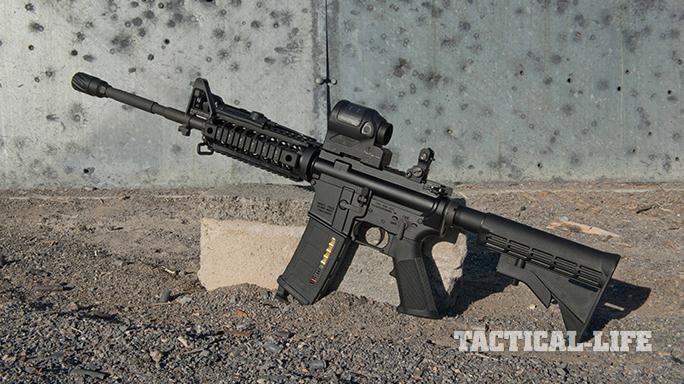 FN America FN 15 Patrol Carbine solo