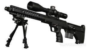 Desert Tech SRS-A1 sniper rifle system