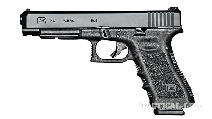West Point GLOCK 34 solo