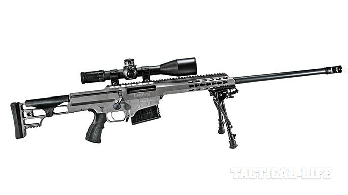 Barrett 98B tactical rifle TW May 2015 solo