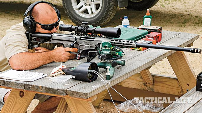 Barrett 98B tactical rifle TW May 2015 test