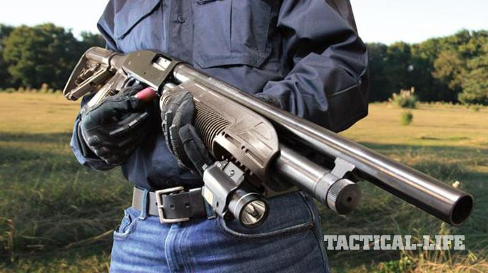 Adaptive Tactical EX Performance Forend and M4-Style Stock