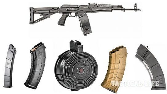 AK Upgrades: Top 13 AK Magazines & Drums