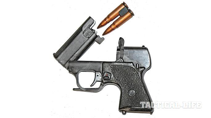 AK 2015 Soviet pistols MSP load