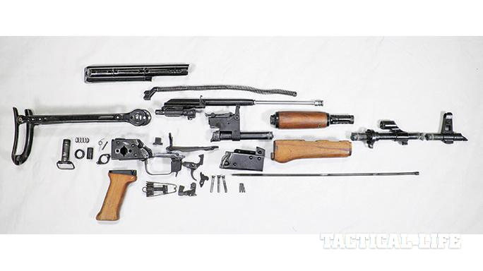 AK 2015 Products Hungarian Parts Kit From Atlantic Firearms