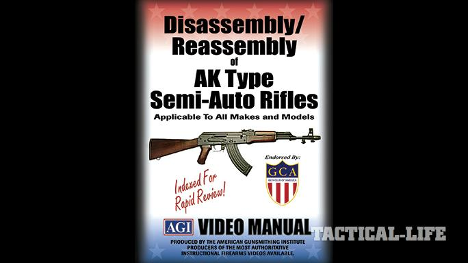 AK 2015 Products American Gunsmithing Institute DVDs
