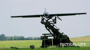 U.S. Army RQ-7B Shadow Apache-Shadow UAS