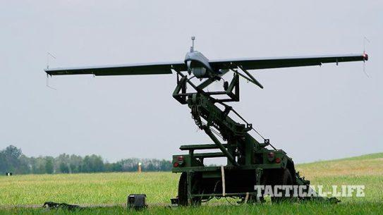U.S. Army RQ-7B Shadow Apache-Shadow UAS