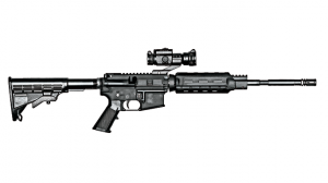 AR-15 Rifles Under $1,000 TW May 2015 Alex Pro Firearms Econo Carbine