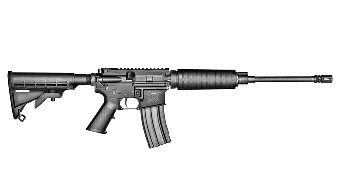 AR-15 Rifles Under $1,000 TW May 2015 Del-Ton DT Sport OR