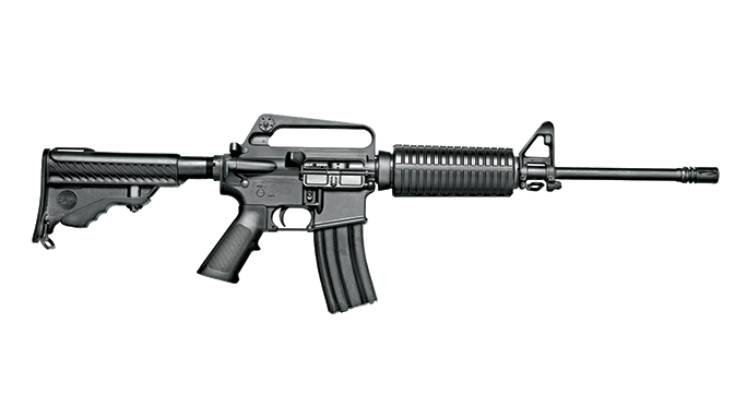 AR-15 Rifles Under $1,000 TW May 2015 DPMS A1 Lite 16