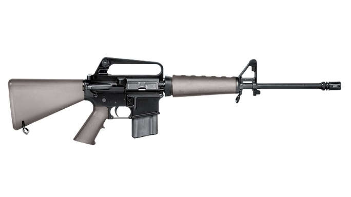 AR-15 Rifles Under $1,000 TW May 2015 Fulton Armory FAR-15 Stowaway