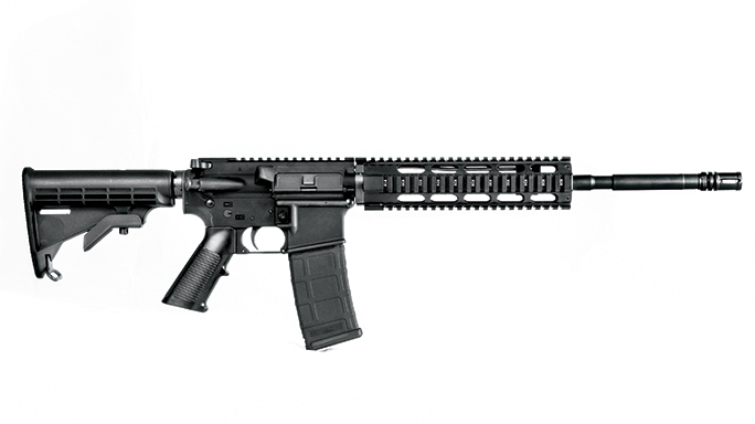 AR-15 Rifles Under $1,000 TW May 2015 Hardened Arms M4