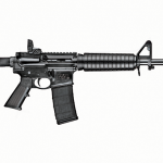 AR-15 Rifles Under $1,000 TW May 2015 Smith & Wesson M&P15 Sport