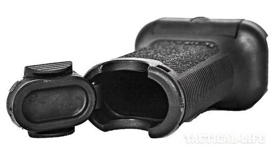 BCM Short GunFighter Vertical Grip open