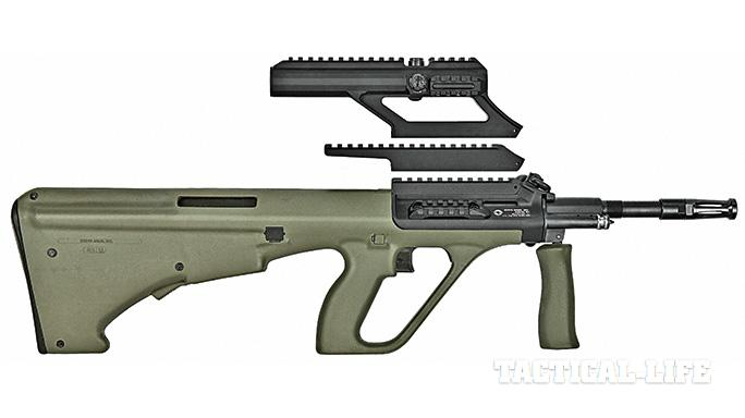13 CQB Bullpups Self-Defense Steyr AUG A3 M1