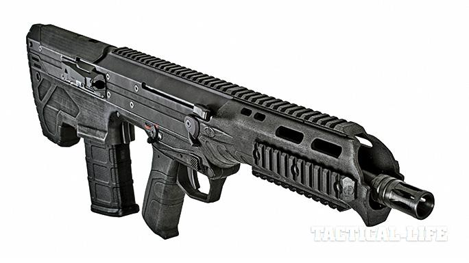 13 CQB Bullpups Self-Defense Desert Tech MDR