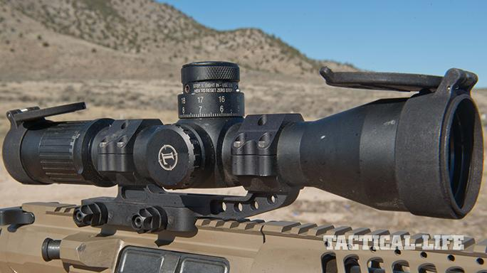 Diamondback Firearms DB10E rifle 7.62 sneak speak scope
