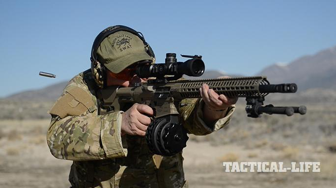 Diamondback Firearms DB10E rifle 7.62 sneak speak