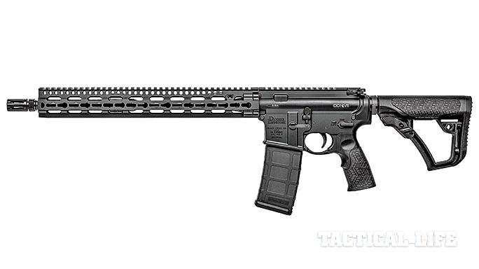 Daniel Defense DDM4V11 LW 5.56mm SWMP April 2015 left
