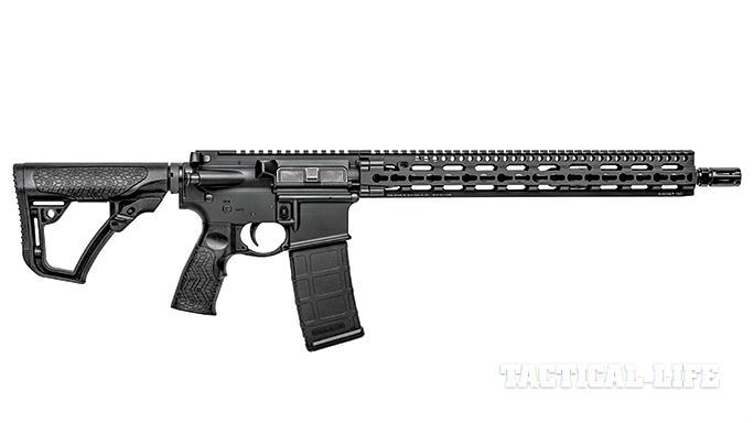 Daniel Defense DDM4V11 LW 5.56mm SWMP April 2015 right