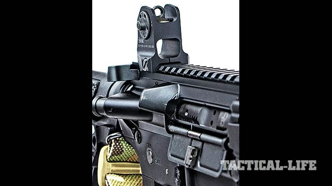 Daniel Defense DDM4V11 LW 5.56mm SWMP April 2015 sight