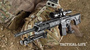 DPMS GII SASS rifle AR SWMP April 2015 lead