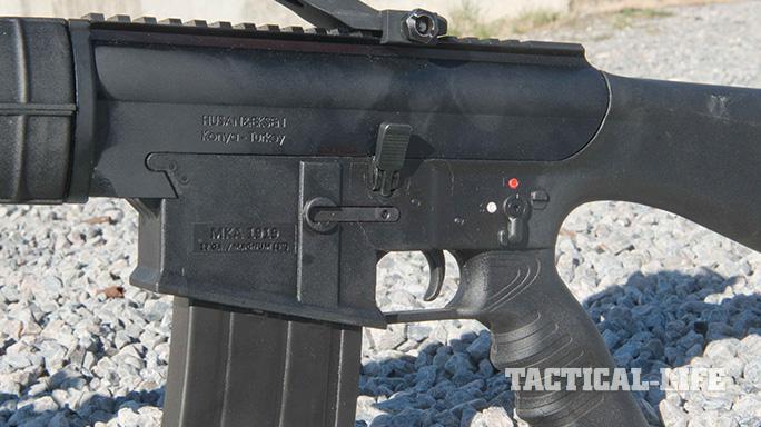 EAA MKA 1919 Match AR-Style Shotgun left
