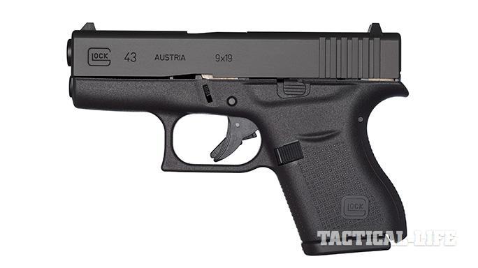 Glock 43 G43 left