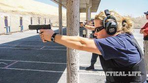 GLOCK Duty Pistol 2015 transition range