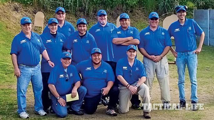 GLOCK Sport Shooting Foundation GSSF officers
