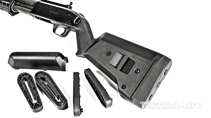 GWLE April 2015 Mossberg 590A1 Magpul