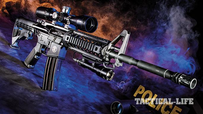 FN America FN 15 Patrol Carbine GWLE April 2015