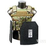 GWLE April 2015 law enforcement gear AR500 ARMOR Sentry Plate Carrier Package
