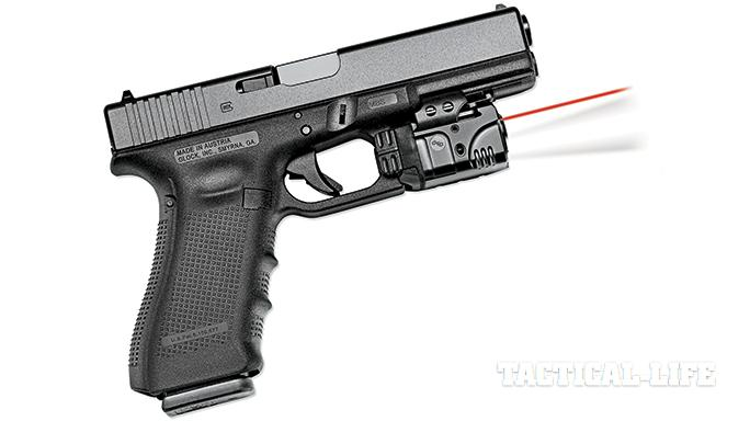 GWLE April 2015 Weapon-mounted lights Crimson Trace Rail Master Pro