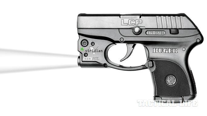 GWLE April 2015 Weapon-mounted lights Viridian RTL